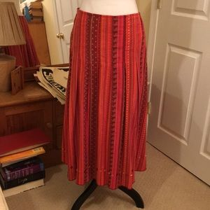 Per Una Skirt with full lining. NB UK sizing